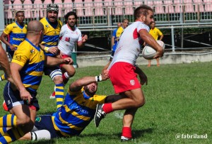 "Rugby serie A,  1° Trofeo ""Gennaro Coppola"""