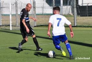 Calcio Serie D, pareggio del Prato con il Real Forte Querceta