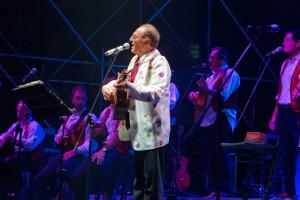 Renzo Arbore in concerto