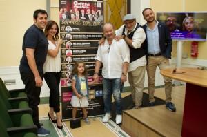 """Presentazione della nuova stagione teatrale della compagnia """"Officina dell'arte"""""""