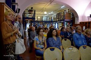 Ms. Ndileka Mandela in visita in Campania