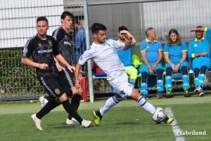 Calcio Serie D, pareggio tra Prato e Aglianese