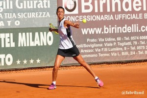 Tennis A1 femminile, torna al successo TC Prato