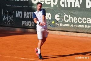 Tennis A1 maschile, il TC Prato sconfitto dal Tennis Park Genova
