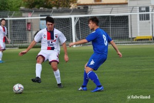 Calcio Juniores nazionali,  pareggio tra Prato e Cannara