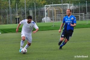 Calcio Serie D, ancora un risultato positivo per i lanieri
