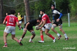 Rugby serie A, Cavalieri sconfitti in casa dagli Amatori Catania
