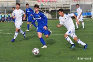 Calcio Juniores nazionali,  Prato sconfitto in casa dalla Sangiovannese