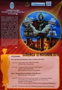 Festa liturgica di San Mercurio martire ed indizione del Millenario della fondazione di Serracapriola