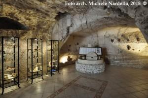 Arte ed eventi natalizi nella <i>Green Cave</i>