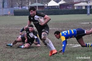 Rugby serie A,  i Cavalieri superano la Primavera Roma