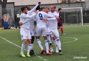 Calcio Serie D, il Prato torna alla vittoria