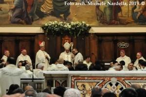 Insediamento in diocesi del nuovo arcivescovo mons. Franco Moscone