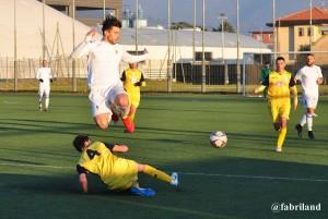 Calcio Serie D, lanieri vittoriosi contro il San Donato Tavarnelle