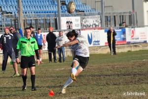 Rugby serie A, i Cavalieri vincono contro il Rugby Perugia