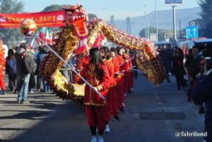 Capodanno Cinese 2019 a Prato