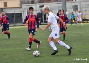 Calcio Juniores nazionali,  lanieri sconfitti dal Montevarchi