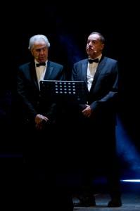 """Massimo Lopez e Tullio Solenghi al """"Cilea"""" di Reggio Calabria"""