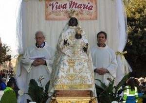 Peregrinatio sangiovannese della Sacra Statua della Madre di Dio Incoronata