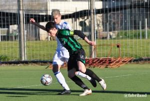 Calcio Juniores nazionali,  successo dei lanieri contro il San Gimignano