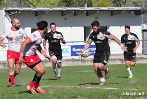 Rugby serie A, i Cavalieri si aggiudicano il derby con I Medicei