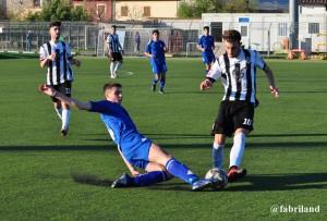 Calcio Juniores nazionali,  pari tra Prato e Sporting Club Trestina
