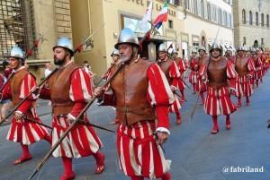 Calcio Storico Fiorentino edizione 2019