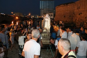 Festa in onore della Madonna del Canneto