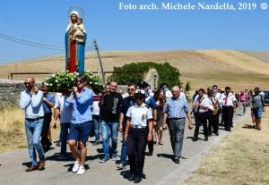 Festa di Santa Maria Regina a Tertiveri