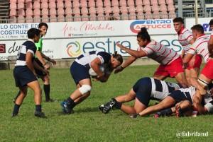 "Rugby serie A,  2° Trofeo  ""Gennaro Coppola"""