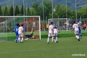Calcio Juniores nazionali,  vince il Prato all'esordio casalingo contro il Forlì
