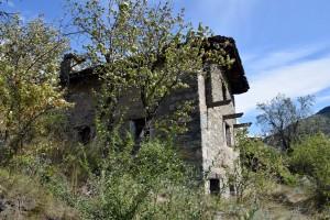 Barmaz, un villaggio fantasma