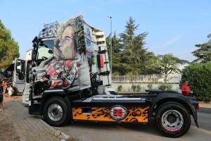 Grand Prix Salento Truck – Sfilata Rombante