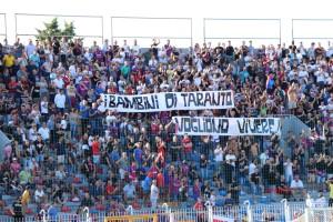 Partenza amara del Casarano Calcio