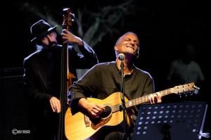 Bungaro 4et e Ornella Vanoni in concerto al Parco Ecolandia