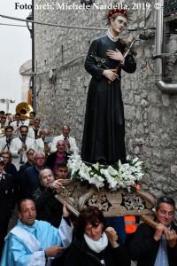 Festa delicetana in onore di San Gerardo Maiella