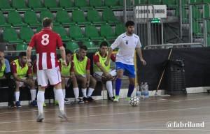Calcio a 5 serie B,  un ottimo Prato supera il Città di Castello