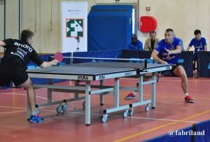 Tennis Tavolo serie A1,  spettacolare vittoria per il Circolo Prato 2010