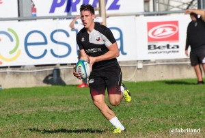 Rugby serie A, vittoria per i Cavalieri contro Barton Perugia