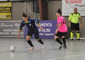 Calcio a 5 serie C femminile,  vittoria esterna per il Prato