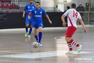 Calcio a 5 serie B,  il Prato si aggiudica il derby con la Lastrigiana