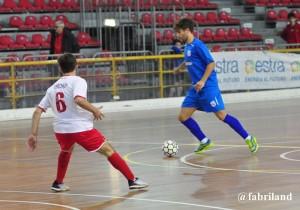 Calcio a 5 serie B,  il Prato supera L'Atlante Grosseto