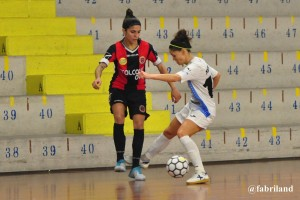 Calcio a 5 serie A femminile,  il Real Statte supera il CF Pelletterie