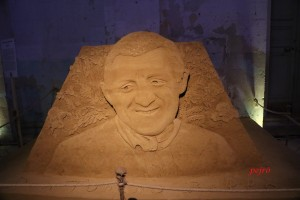 Il presepe di sabbia – Scorrano 2019