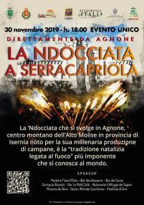 La <i>'Ndocciata</i> agnonese a Serracapriola