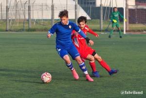 Calcio Juniores nazionali,  vittoria per il Prato