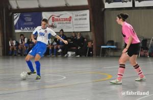 Calcio a 5 serie C femminile,  il CF Pelletterie B supera il Viareggio