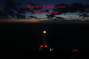 L'Alba dei Popoli 2020