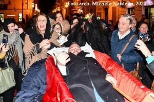 Corteo tradizionale sangiovannese rievocativo della Morte del Carnevale