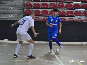 Calcio a 5 serie B,  importante vittoria del Prato sulla Sangiovannese